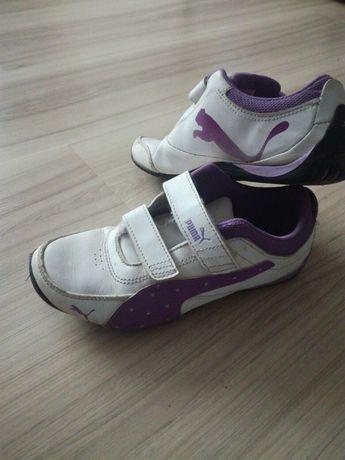 Buty dziecię sportowe Puma rozmiar 33