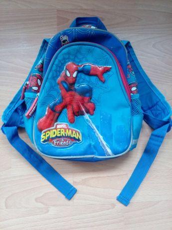Plecak spider-man