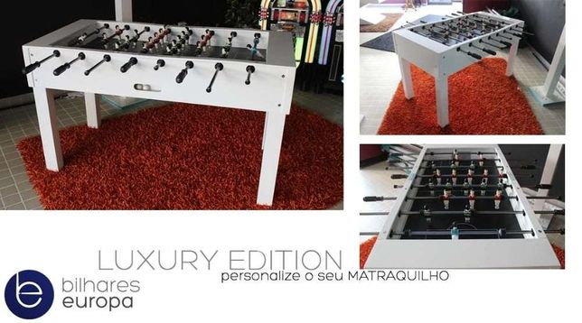 NOVO Matraq.Luxury Edition Bilhares Europa