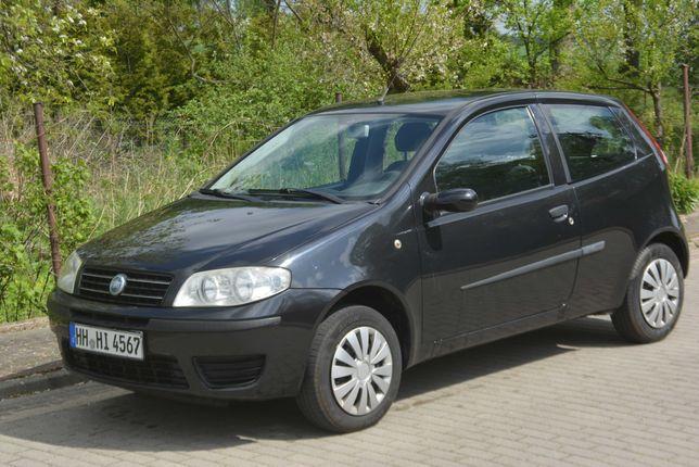 Fiat Punto  1,4 benzyna