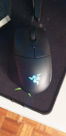 Conjunto Gaming RGB - Rato - Tapete - Teclado -Headset