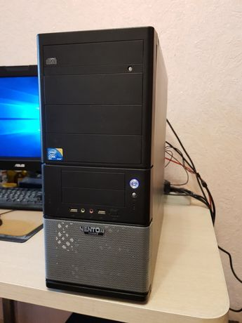 Intel core i3-4350 3.6ghz/4gb/500gb-Компьютер системный блок 1150