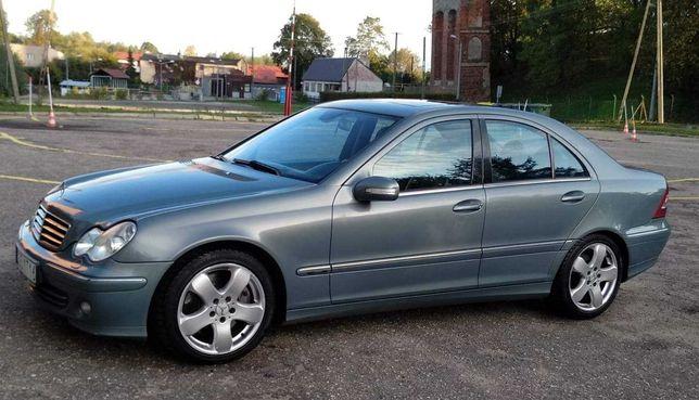 Mercedes w 203 Evolution