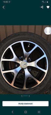 "Alufelgi Opel 5x110 16"" astra vectra zafira"