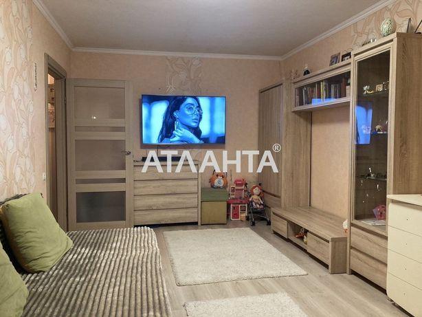 1-я квартира с капитальным ремонтом в Лузановке