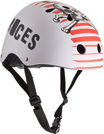 Y62 Kask na Rolki Rower ROCES AGGRESSIVE S 48-52