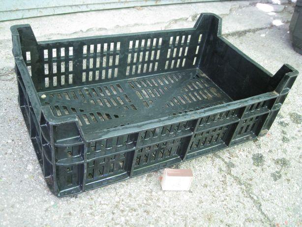 Ящик пластиковый, пищевой