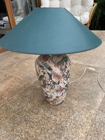 Lampa materialowa hinduska