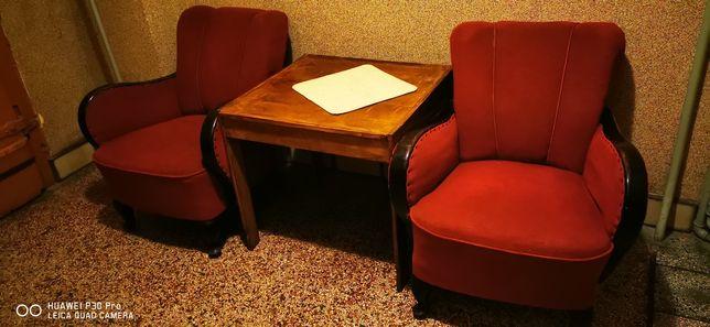 Antyki dwa fotele