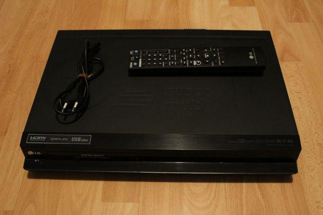 Nagrywarka DVD LG RH299H 400GB HDD, USB, HDMI