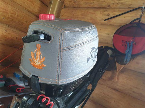 защитный чехол для крышки лодочного мотора