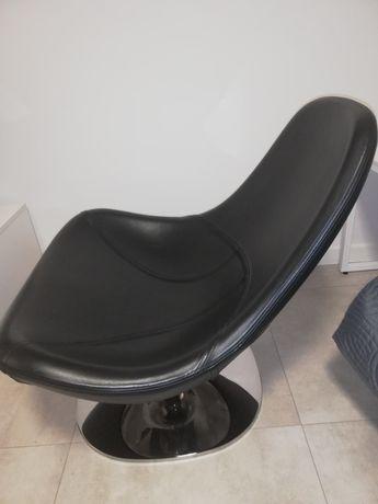 Fotel skórzany obrotowy IKEA