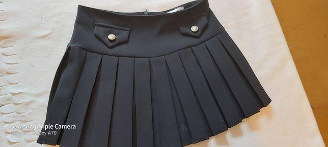 Spódniczka plisowana stan idealny rozmiar 36