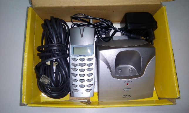 telefon bezprzewodowy Topcom