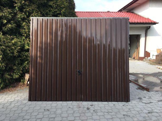Brama garażowa..