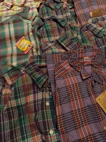 Новые хлопок мужские рубашки