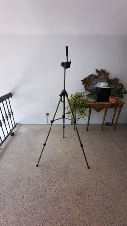 Tripe máquina fotografica