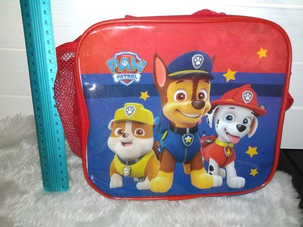 Термо сумка для ланч бокса Щенячий патруль