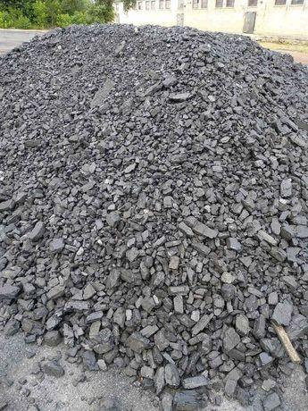 Уголь пламенный рядовой