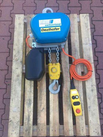 Wciągnik 2000kg PFAFF suwnica wciągarka, demag, elektrowciąg, wyciąg