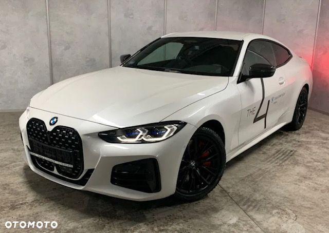 BMW Seria 4 BMW Seria 4 M440i 374 KM Demo mały przebieg Dealer BMW