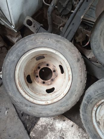Колеса, диски с шинами на автомобиль Газель
