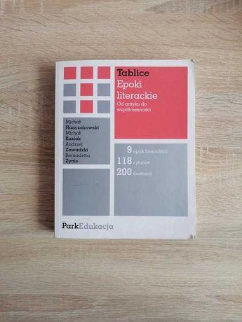 Książka Epoki literackie
