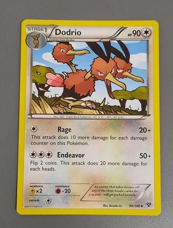 Carta Pokémon Dodrio