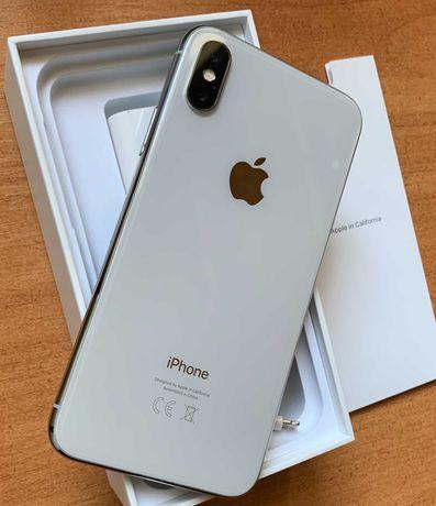 Iphone x 256GB Silver  Серебристый