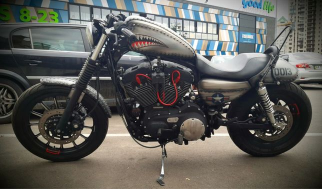 Harley Davidson Sportster XL 1200R - Возможен обмен на авто