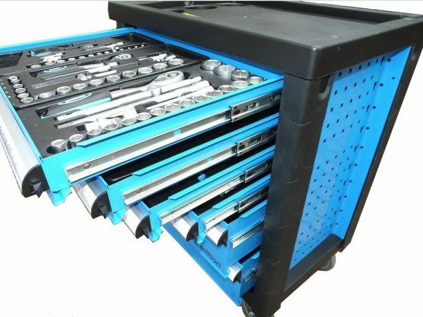 Wózek narzędziowy narzędziowy szafka warsztatowa Nowa