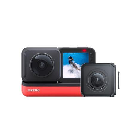 Modułowa Kamera Sportowa Insta360 ONE R Twin Edition 4K + 360°