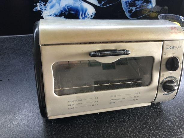 Mini piekarnik clatronic 800 wat