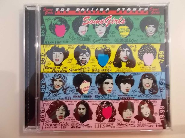 """The Rolling Stones """"Some girls'"""
