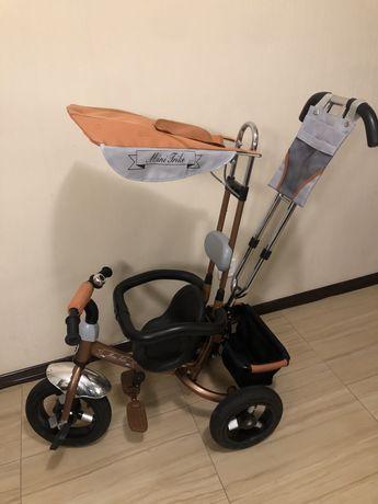 Велосипед Mini Trake с надувными колесами