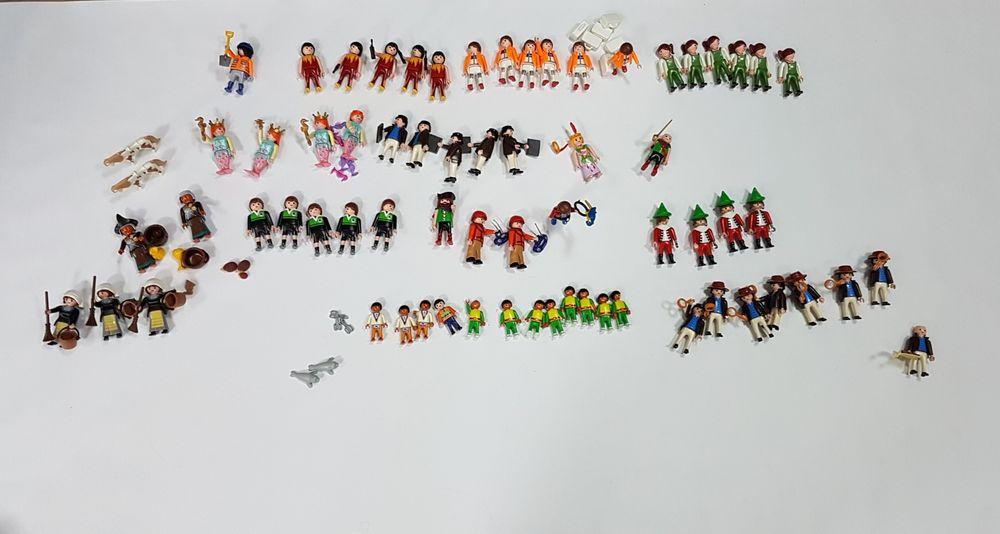 Figurki Playmobile z akcesoriami Warszawa - image 1