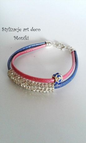 bransoletki biżuteria hand made