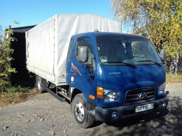 Продам грузовой автомобиль Hyundai HD 78 2012 5 тонн (укр номера)