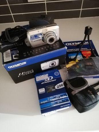 Máquina Fotográfica Olympus Digital 600