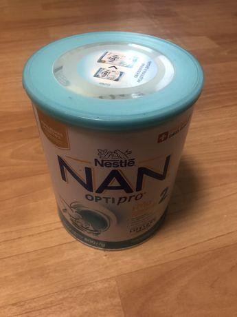 ПРОДАНО!Детское питание Nan optipro 2