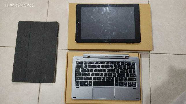 CHUWI tablet (sistema Windows + Android)