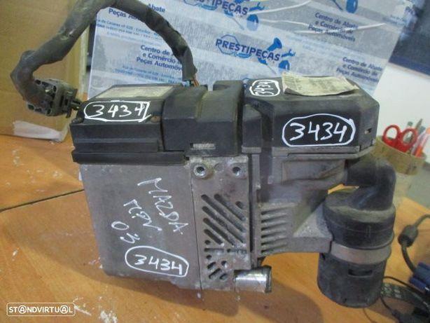 Bomba ar agua e compressores RF5G209AX MAZDA / MPV / 2003 / AQUECIMENTO /