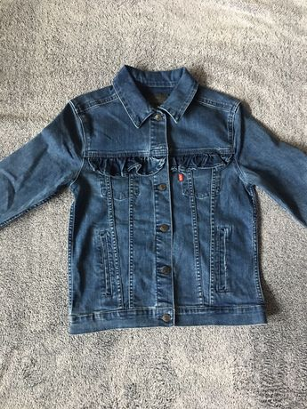 Kurtka jeansowa Levis Strauss dziecięca original