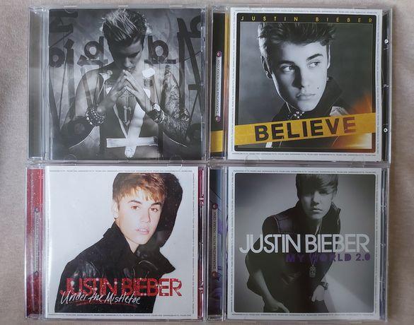Płyty CD Justin Bieber