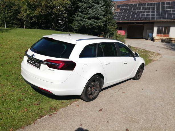 Opel Insignia 2.0cdti Lift Sport Tourer Serwis - okazja!!