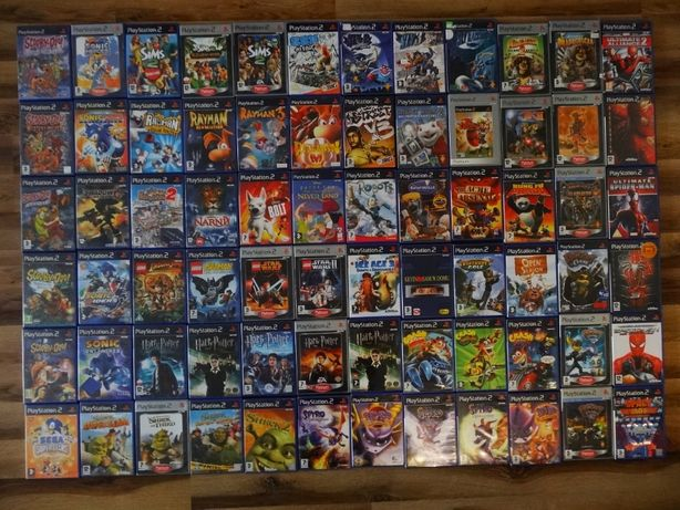 Gra Ps2 Crash Spyro Tekken Silent Hill Resident Lego NFS Wrc Colin Gta