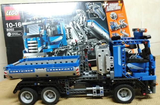 Lego Technic 8052 Camião Báscula