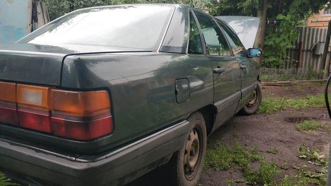 Audi 100 1987г 2.0d