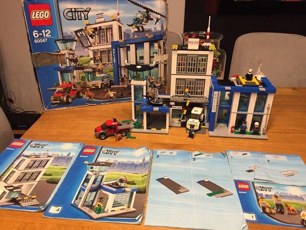 LEGO 60047 komisariat policji