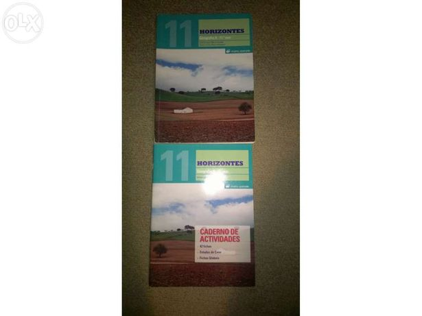 Livro Geografia 11ºano Novos Horizontes